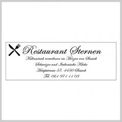 Restaurant Sternen Sissach