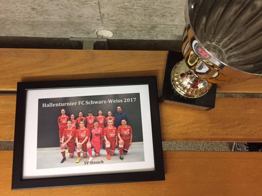 1. Liga Frauen - Hallenturnier FC Schwarz-Weiss vom 21.01.2017