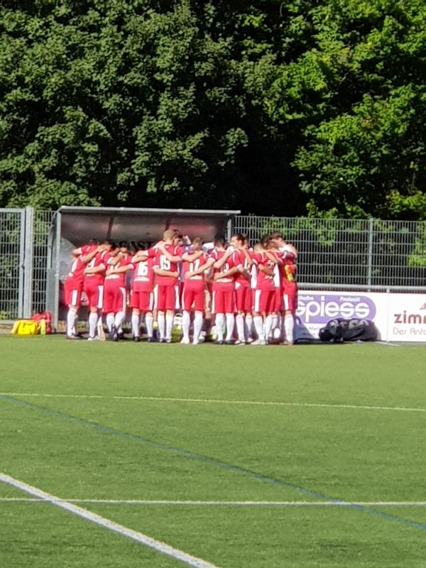 2.Liga Herren: FC Gelterkinden - SV Sissach 1:0